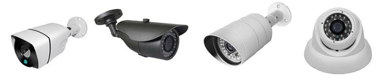 Voorbeelden SST cameras
